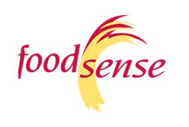 Food sense logo